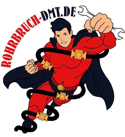 rohrbruch-dmt-mann logo